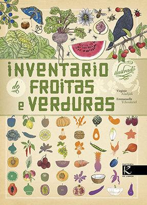 INVENTARIO ILUSTRADO DE FROITAS E VERDURAS