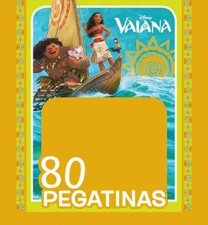 VAIANA. 80 PEGATINAS DISNEY