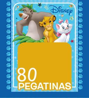 ANIMALES CLÁSICOS. 80 PEGATINAS DISNEY