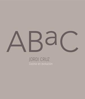 ABAC (EDICIÓN BILINGÜE) COCINA EN EVOLUCION