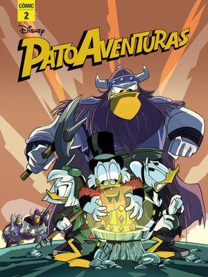 PATOAVENTURAS COMIC 2