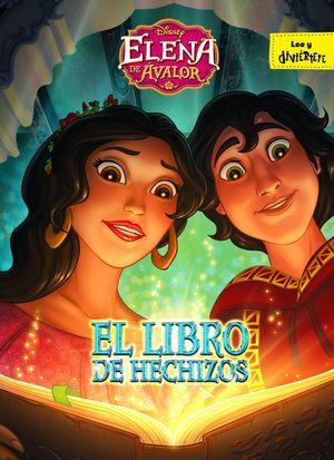 ELENA DE ÁVALOR. EL LIBRO DE HECHIZOS LEE Y DIVIERTETE