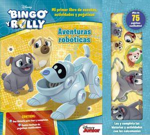 BINGO Y ROLLY. AVENTURAS ROBÓTICAS