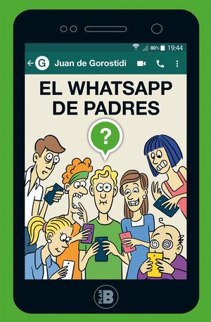 EL WHATSAPP DE PADRES