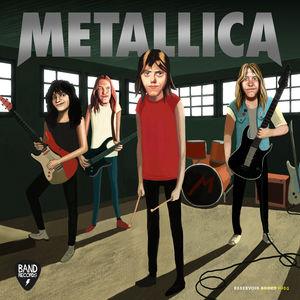METALLICA (BAND RECORDS 2)