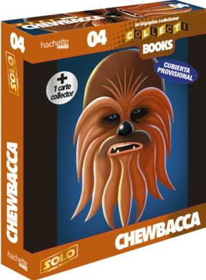 COLLECTI BOOKS - CHEWBACCA