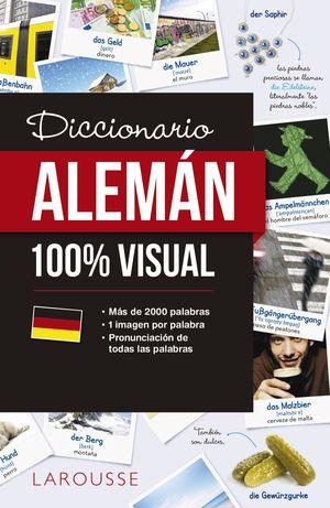 DICCIONARIO DE ALEMÁN 100% VISUAL