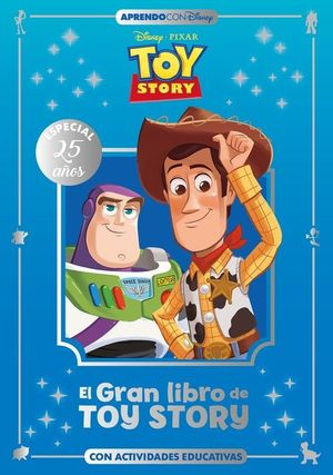 EL GRAN LIBRO DE TOY STORY