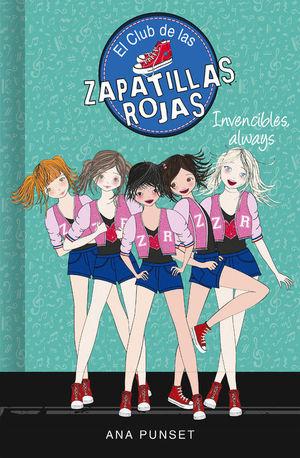 16 INVENCIBLES, ALWAYS EL CLUB DE LAS ZAPATILLAS ROJAS