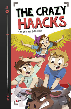 6 THE CRAZY HAACKS Y EL RETO DEL MINOTAURO (THE CRAZY HAACKS 6)