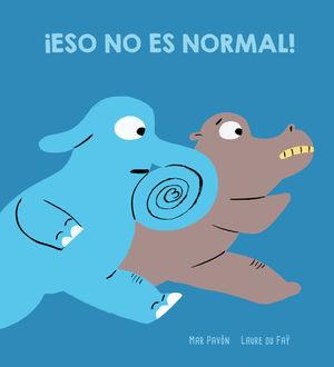 IESO NO ES NORMAL!