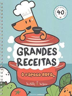 GRANDES RECEITAS O RAPOSO RUFO