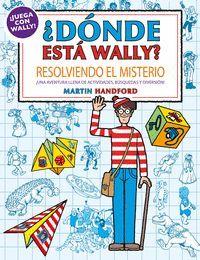 RESOLVIENDO EL MISTERIO ¿DONDE ESTA WALLY?