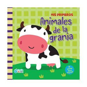 MIS PRIMEROS ANIMALES DE GRANJA