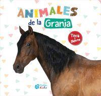ANIMALES DE LA GRANJA (TEXTURAS)