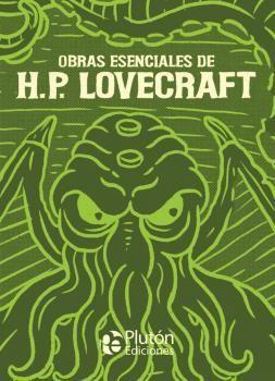 OBRAS ESENCIALES DE H.P. LOVECRAFT (PLATINO)