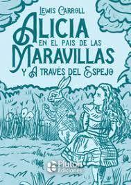 ALICIA PAIS MARAVILLAS Y A TRAVES DEL ESPEJO (PLATINO)