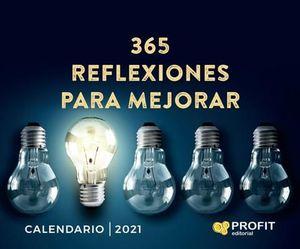 365 REFLEXIIONES PARA MEJORAR -2021