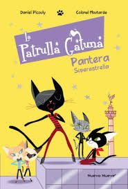 LA PATRULLA GATUNA 2 PANTERA SUPERESTRELLA