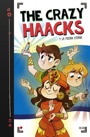 8 THE CRAZY HAACKS Y LA PÓCIMA ETERNA