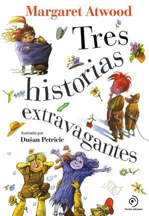 TRES HISTORIAS EXTRAVAGANTES