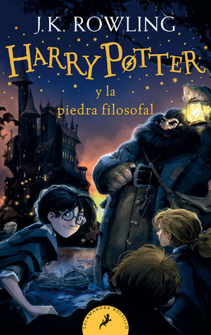 1 HARRY POTTER Y LA PIEDRA FILOSOFAL (HARRY POTTER 1)