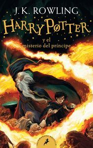 HARRY POTTER Y EL MISTERIO DEL PR­NCIPE (HARRY POTTER 6)