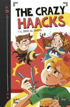 9 THE CRAZY HAACKS Y EL COMPÁS DEL UNIVERSO