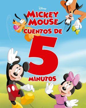 MICKEY MOUSE CUENTOS DE 5 MINUTOS