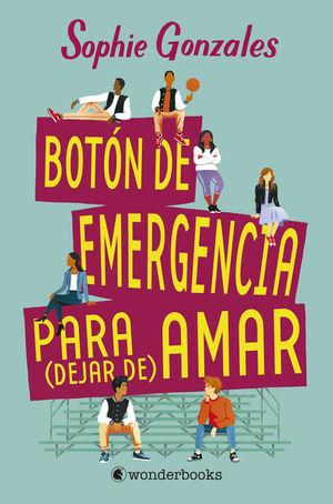 BOTON DE EMERGENCIA PARA (DEJAR DE) AMAR