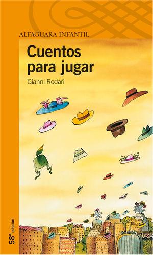 N.NARAN/CUENTOS PARA JUGAR