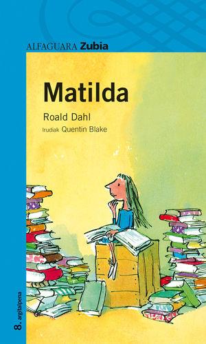 -ANTIGUA- MATILDA - ALFAGUARA - ROALD DAHL