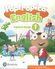 POPTROPICA ENGLISH 1 PUPIL'S BOOK PACK