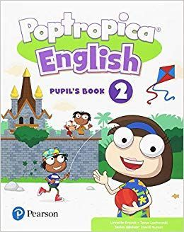 POPTROPICA ENGLISH 2 PUPIL'S BOOK PACK