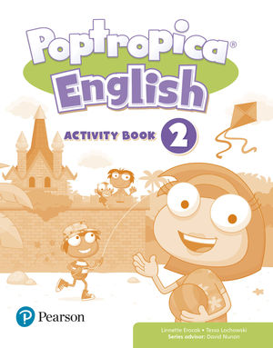 POPTROPICA ENGLISH 2 ACTIVITY BOOK