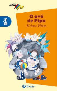 O AVO DE PIPA - HELENA VILLAR - BRUÑO/ALTAMAR