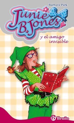 26.JUNIE B. JONES Y EL AMIGO INVISIBLE