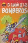 CAMION DE LOS BOMBEROS - INCLUYE CAMION 3D CON ESC