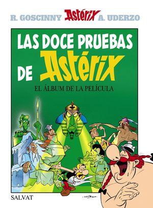 ASTERIX: LAS DOCE PRUEBAS DE ASTÉRIX