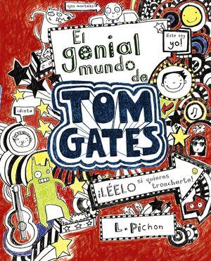 1 EL GENIAL MUNDO DE TOM GATES