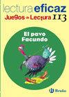 (N).113/PAVO FACUNDO.(JUEGOS LECTURA)