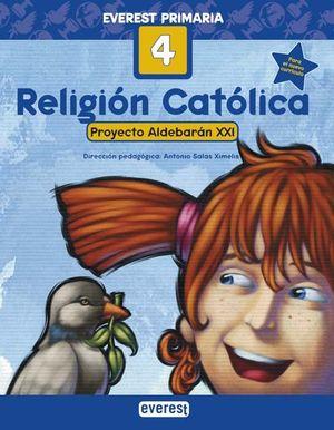 RELIGION 4§EP NUEVO ALDEBARAN XXI