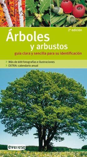 GUIA ARBOLES Y ARBUSTOS. EVEREST