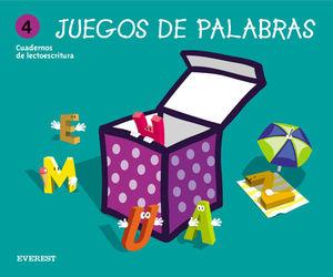 JUEGOS DE PALABRAS 4