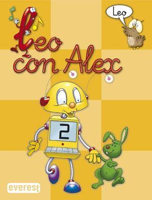 LEO CON ALEX--, EDUCACIÓN INFANTIL, LECTURA 2