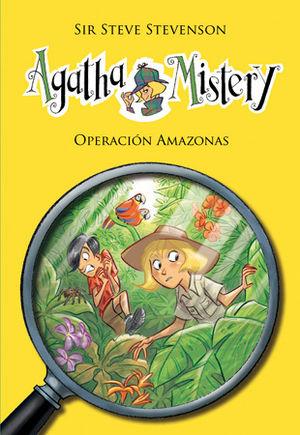 17 AGATHA MISTERY  OPERACIÓN AMAZONAS
