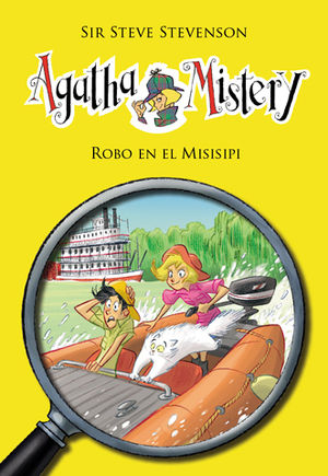 21 ROBO EN EL MISISIPI / AGATHA MISTERY