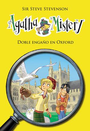 22 DOBLE ENGAÑO EN OXFORD / AGATHA MISTERY