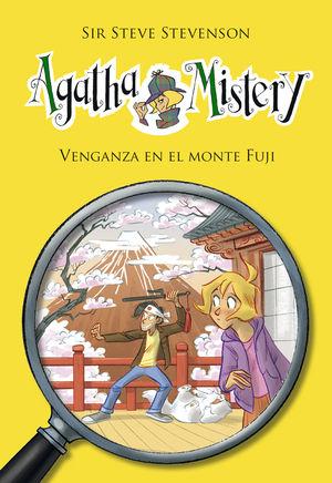 24 VENGANZA EN EL MONTE FUJI / AGATHA MISTERY