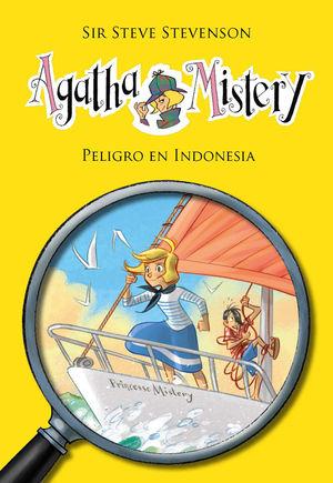 25 PELIGRO EN INDONESIA / AGATHA MISTERY